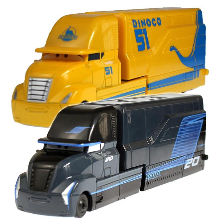 Disney Pixar Cars 2 Cars 3 Toys Lightning Mcqueen Mack Uncle Truck