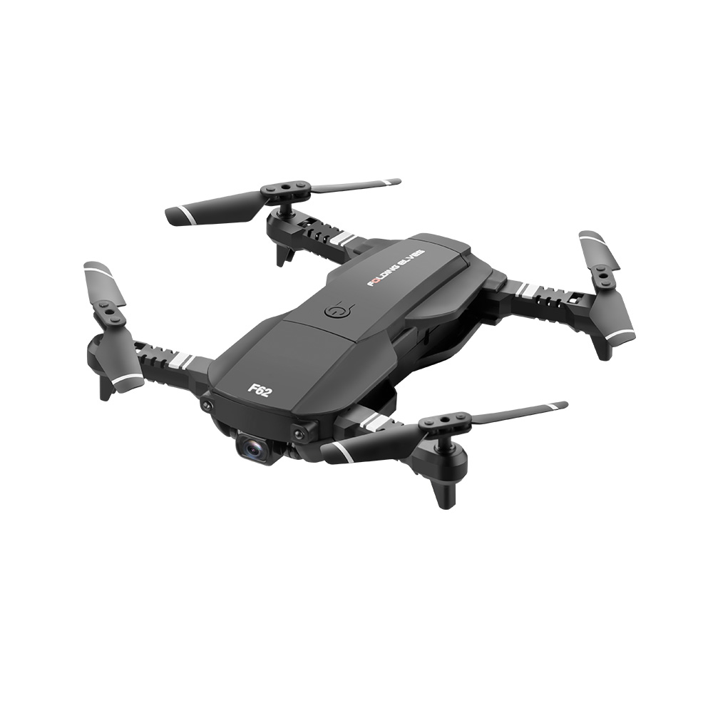 lowest price New F62 Folding Drone HD Wide-angle Aerial Photography WiFi  4K Camera Optical Flow Four-axis Remote Control Aircraft Helicopter