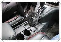 12 v painel de oscilação veículo van carro caminhão casa clip-on ventilador 2 velocidade fluxo de ar para audi i ah a8 a3 a4 a6 a5 q7 r a3 3-door