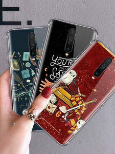 Comics-Case Phone-Cover Hogwarts Always Zoom Xiaomi Redmi Note-9s for 8T 9-pro/Max/8-7/..