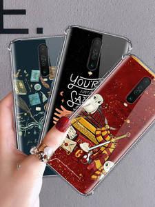 Comics-Case Phone-Cover Hogwarts Zoom Xiaomi Redmi Note-9s 9-Pro for 8T 9-pro/Max/8-7/..