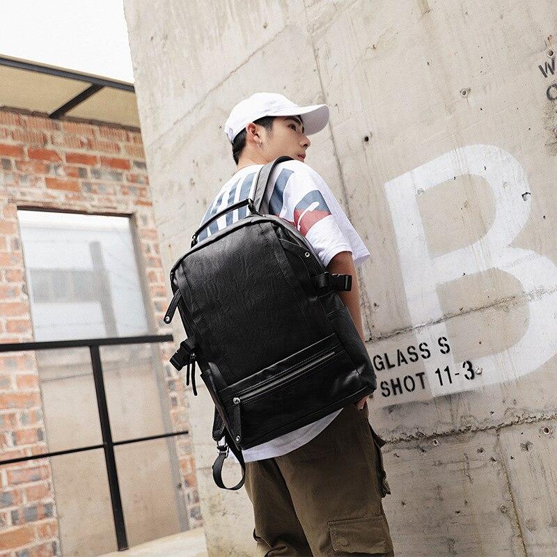 Transer Mini sac à dos sacs à bandoulière voyage F mode hommes Pu-30 haute qualité - 2
