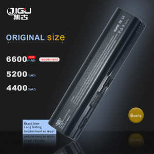 Image 1 - JIGU Battery For Compaq Presario CQ50 CQ71 CQ70 CQ61  CQ45 CQ41 CQ40 For HP Pavilion DV4 DV5 G50 G61 Batteria