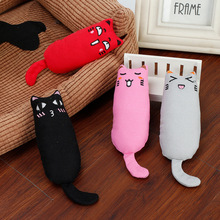 Toy Sound-Catnip for Pets Cute Thumb-Pillow Pet-Accessories Cats-Products Rustle Teeth-Grinding