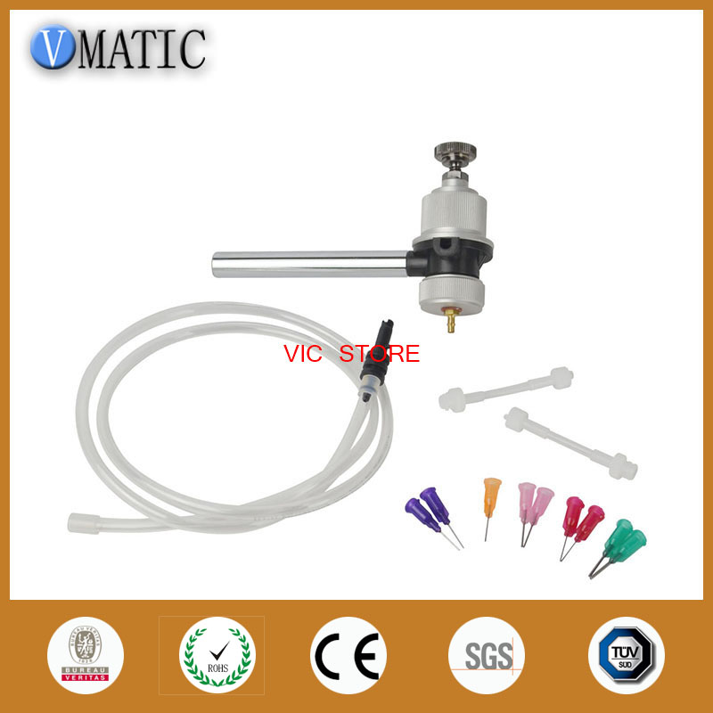 Free Shipping High Quality Pinch Tube Glue Dispensing Nozzle Needle Valve
