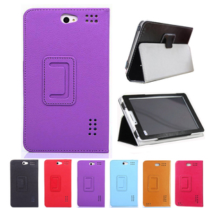 For Explay Hit 3G / Digma Plane 7700T 7546S 7004 7535E 7547S 7557 7520 7548S 7539E 7521 3G 4G 7 Inch Tablet Magnetic Cover Case(China)