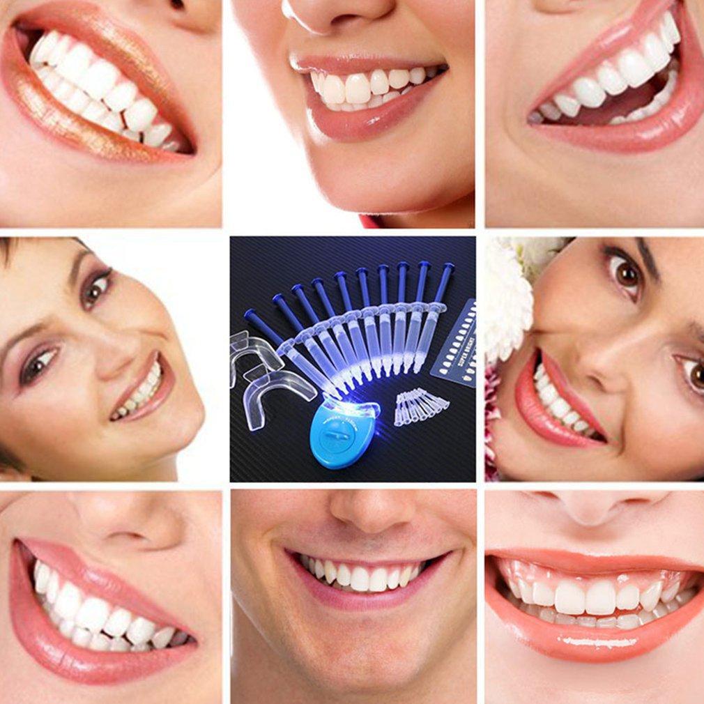 LAIKOU Dentist Teeth Whitening 44% Peroxide Dental Bleaching System Oral  Gel Kit Tooth Whitener Dental Tools|Teeth Whitening| - AliExpress
