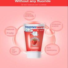 Зубная паста от tooth yenvy uk зубная для детей без фторида