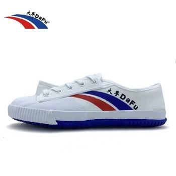 Dafu Kungfu buty Dafufeiyue mężczyźni kobiety buty nowy najnowszy Model sztuk walki buty damskie trampki tanie i dobre opinie Unisex CN (pochodzenie) vibram RUBBER Sznurowane Dobrze pasuje do rozmiaru wybierz swój normalny rozmiar Spring2018 PŁÓTNO