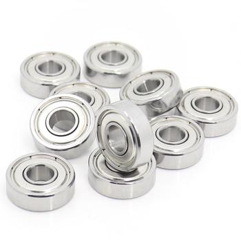 MR1660ZZ Bearing ABEC-1 10PCS 6x16x5 mm Miniature Ball Bearings MR1660 R1660 Z ZZ - discount item  50% OFF Hardware