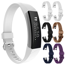 Band Watches for Fitbit Alta HR 5-Colour Clasp Strap Replacement Crystal Small High-Quality