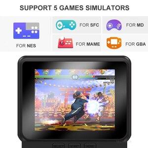 Image 2 - Retro Video Máy Chơi Game Protable 3.0 Inch M3 Mini Chơi Game Cầm Tay 16 Bit Xây Dựng Năm 900 Trò Chơi Cổ Điển