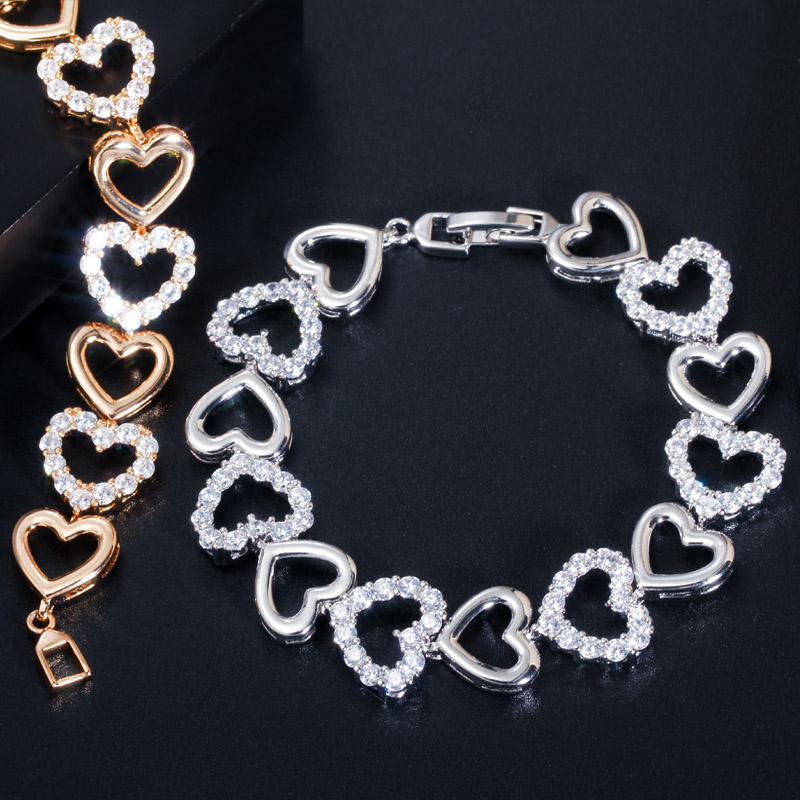 Love Heart Shape Bracelet for Women Ha50ce9604b514215bc5b31ca9fc0c302V bracelet