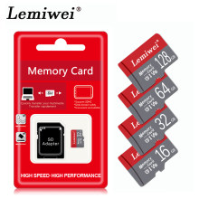 Hot Sale Memory Card Micro SD Card 8GB 16GB 32GB 64GB 128GB Class10 MicroSD 32 gb cartao de memoria usb flash micro sd TF Card