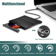 External CD DVD Drive,USB 3.0 Portable Burner Optical Drive CD RW DVD RW Superdrive Compatible for MacBook Pro Air iMac Laptop