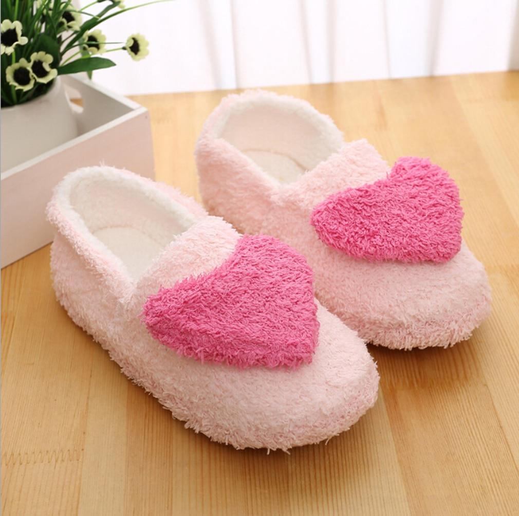 Милые женские домашние мягкие женские домашние тапочки; Обувь с хлопковой подкладкой; Женские зимние тапочки; Zapatos Mujer|Тапочки|   | АлиЭкспресс