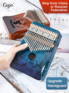 Cega Musical-Instrument Piano-Mbira Mahogany 30key-Machine Kalimba Africa-Finger-Piano