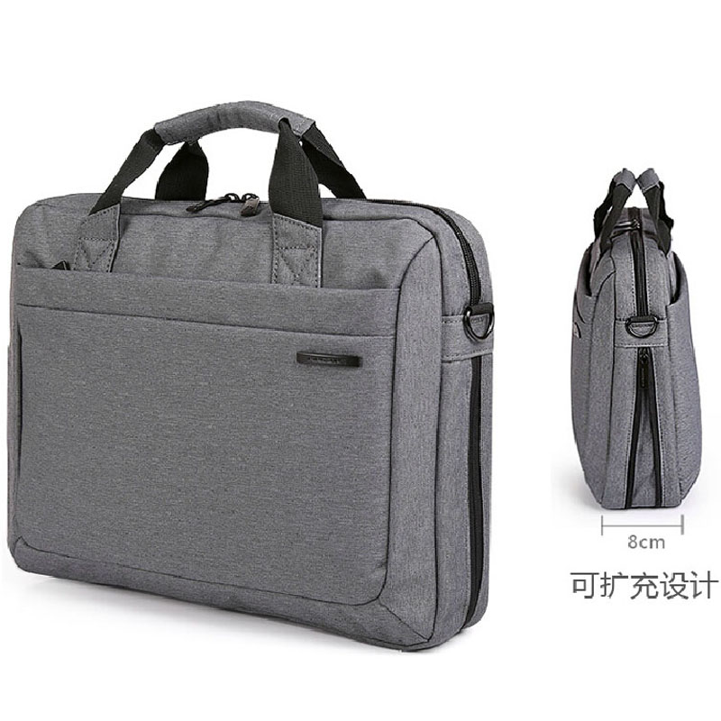 Laptop Messenger Bag <font><b>17.3</b></font> 12 13.3 14.1 15.4 15.6 Waterproof Nylon <font><b>Notebook</b></font> Bag for Dell 14 Laptop Bag for Macbook Pro 13 <font><b>Case</b></font> image