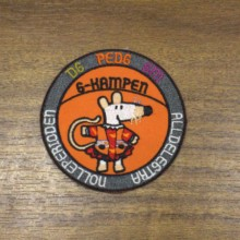 Custom your printed Iron on Patches Sew bagde Hook and Loop Patch 4