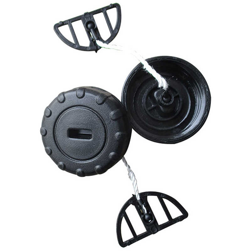 Oil Fuel Cap Washers Seal Set For Chinese 5200 52cc Chainsaw Garden Power Tools