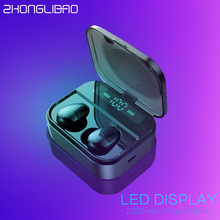 X7 Tws Wireless Bluetooth Earbuds Earphone LED Display with Charger Box 2200mAh Power Bank Stereo Sport Handsfree Gaming Headset newest bluetooth headset bh820 stereo handsfree wireless earphone headphones smart car call business headset with power bank box
