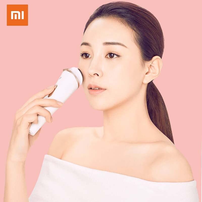 Оригинальный Xiaomi inFace Очищающий Инструмент электронный Sonic beauty прибор для ухода за лицом очищающий уход за кожей лица массажер