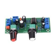 تيار مستمر 12 فولت 24 فولت منخفضة تمرير تصفية NE5532 مضخم صوت عملية قبل مكبر للصوت Preamp مجلس رائجة البيع