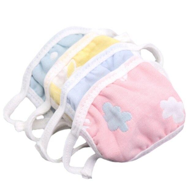 Children Anti Haze Mask Disposable Mouth mask Spunlace anti-dust Windproof Mouth-muffle Flu Face Kids mask 1