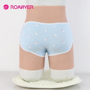 Image 5 - Roanyer ropa interior artificial de silicona para travestis ropa interior, vagina falsa, pantalón de cadera, Drag, Queen, Transexual