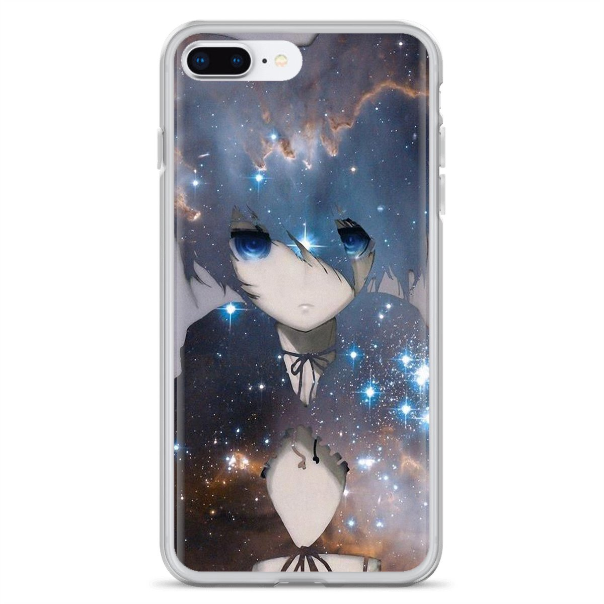 Black Rock Shooter Hatsune Miku Silicone Phone Bag Case For Motorola Moto G G2 G3 X4 E4 E5 G5 G5S G6 Z Z2 Z3 C Play Plus