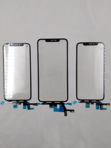 Digitizer Lcd-Screen Touch-Panel Repair-Parts Outer-Glass iPhone Max-11pro Original
