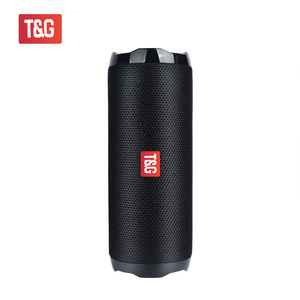 Wireless Tws Bluetooth Speakers Portable Waterproof FM Radio Bass Loudspeaker Subwoofers Stereo Column Outdoor Mini Soundbar