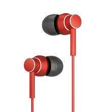 Timjew Wired In-ear Earphones Silicone Eartips Voice Clear in subway bus car coffee shop book store