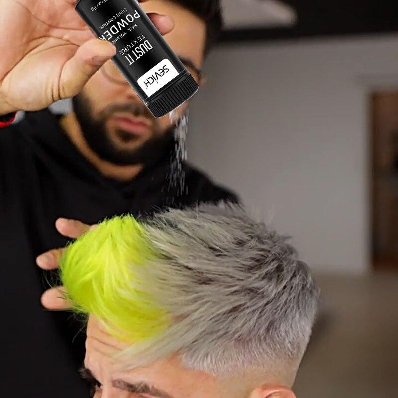 Пушистая пушистая пудра для волос унисекс, инструменты для укладки волос, доработка натурального объема волос, макияж, гель для укладки вол...