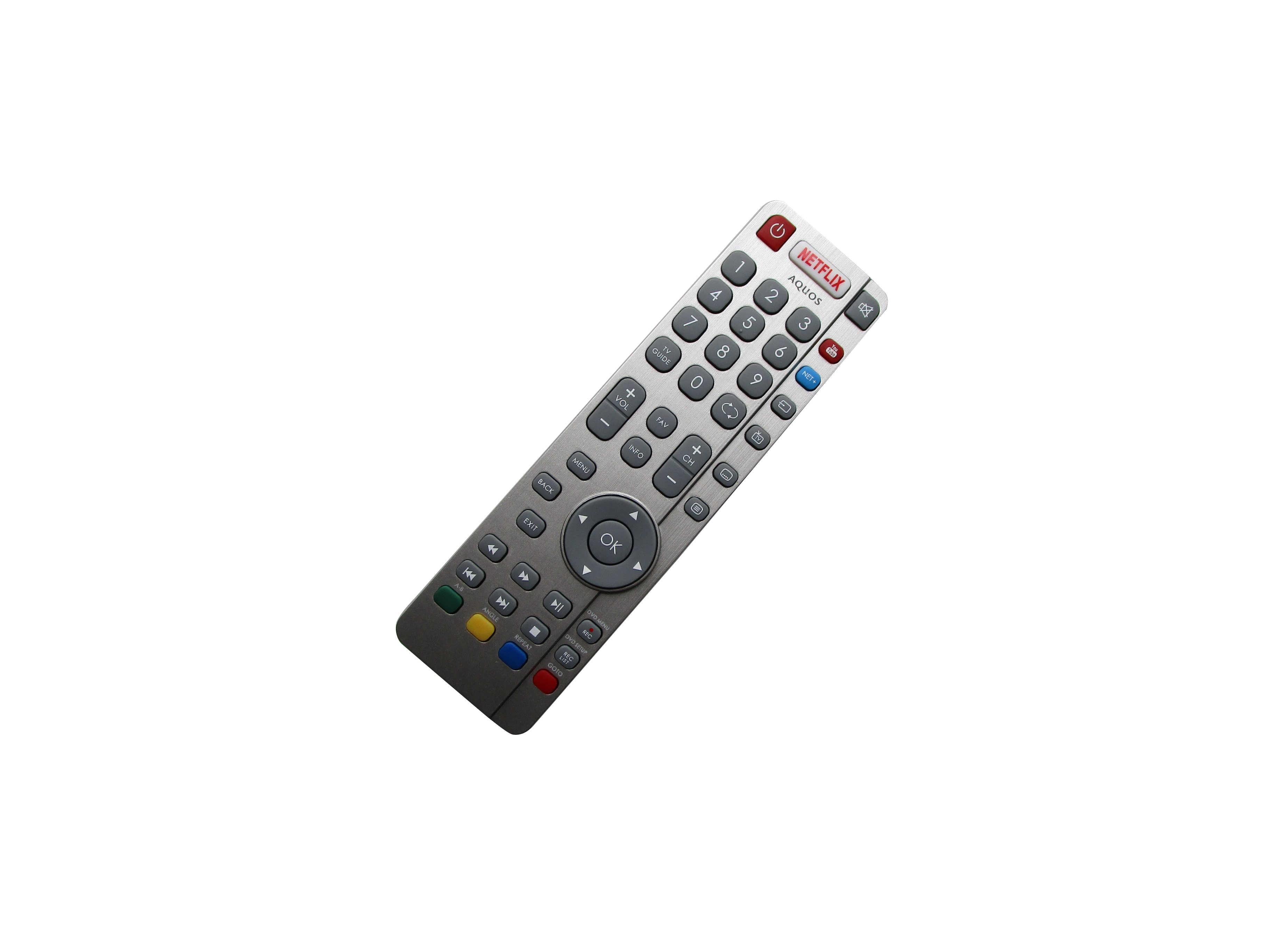 Originale Fernbedienung Sharp TV LC-43CFF6001KLC-43CFF6002ELC-43CFG6002E