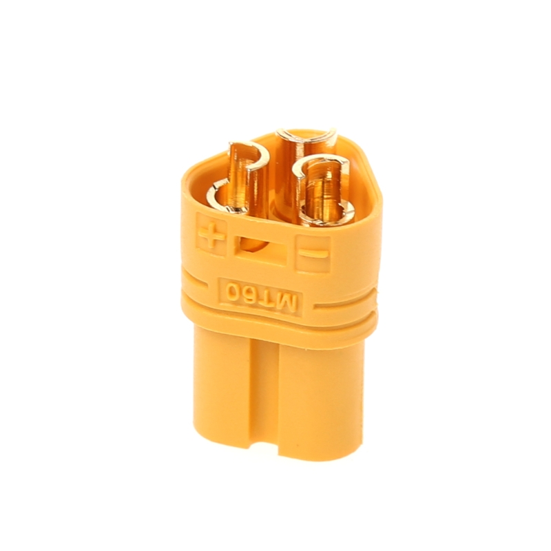 5pairs MT60 <font><b>3.5mm</b></font> 3 Pole <font><b>Bullet</b></font> Connector <font><b>Plug</b></font> Set For RC ESC Housing Lipo Motor AXYA image