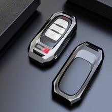 1 шт. эксклюзивная упаковочная сумка, чехол для автомобильного ключа для Audi A4L A5 A6L A7 A8L S5 S6 Q5 SQ5 RS5 A1 S1 A3 S3 RS6 A6 TT Q3 Q7, аксессуары