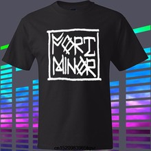 Camiseta preta masculina tamanho s a 3xl nova banda de rock do hip hop de fort minor mike shinoda(China)