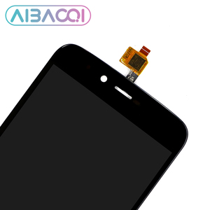 Image 3 - AiBaoQi 100% warranty 5.5 inch Touch Screen + 1280X720 LCD Display Assembly Replacement For Homtom HT50