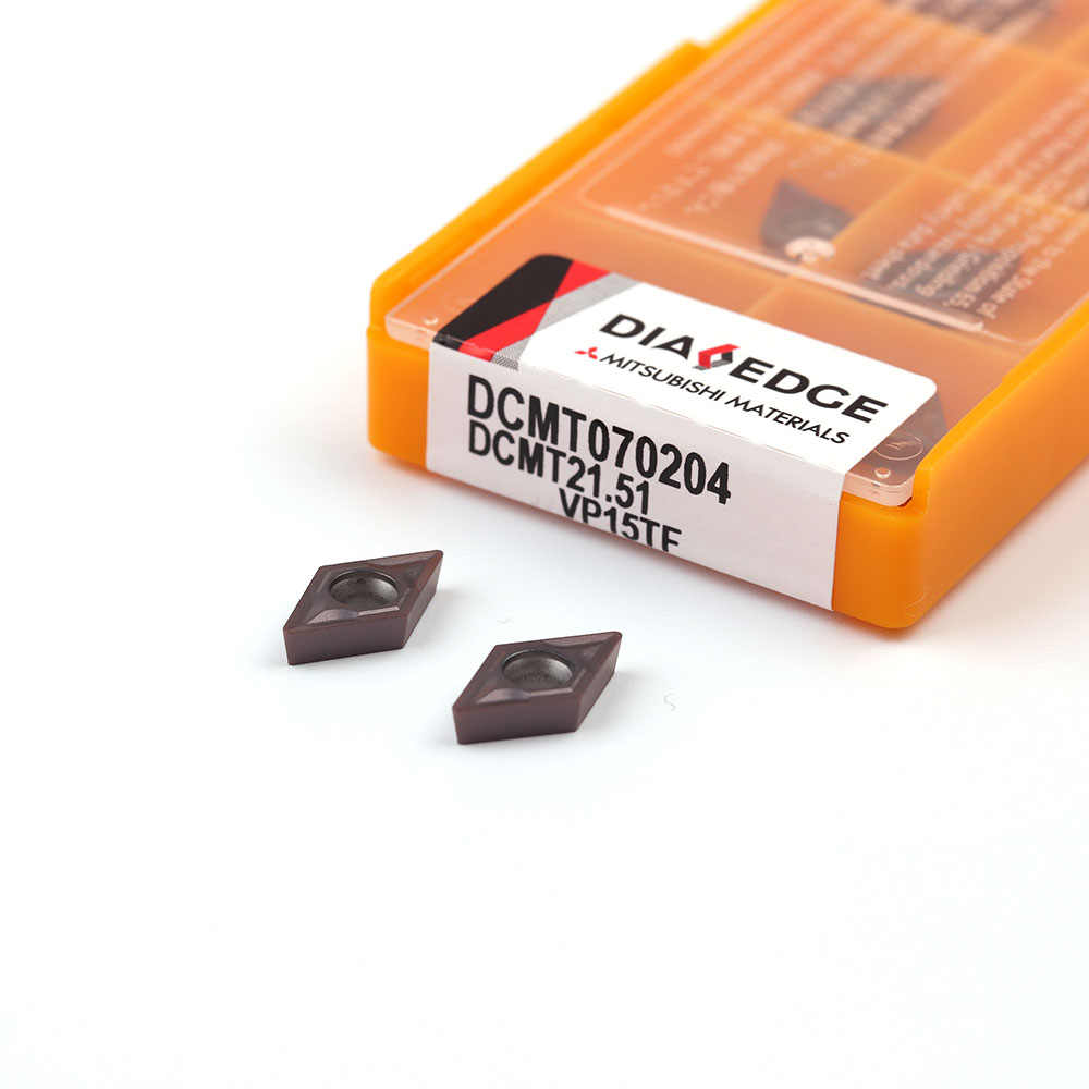 DCMT070204 VP15TF US735 UE6020 الخارجي المعادن تحول أداة تحول أداة آلة طحن مخرطة أدوات الكمبيوتر DCMT 070204 قاطعة المطحنة