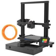 цены XVICO 3D Printers home  3D Aluminum Printer Kit 2.4'' LCD Smart Touch Colorful Screen Off-line Printing 220x220x240mm Size