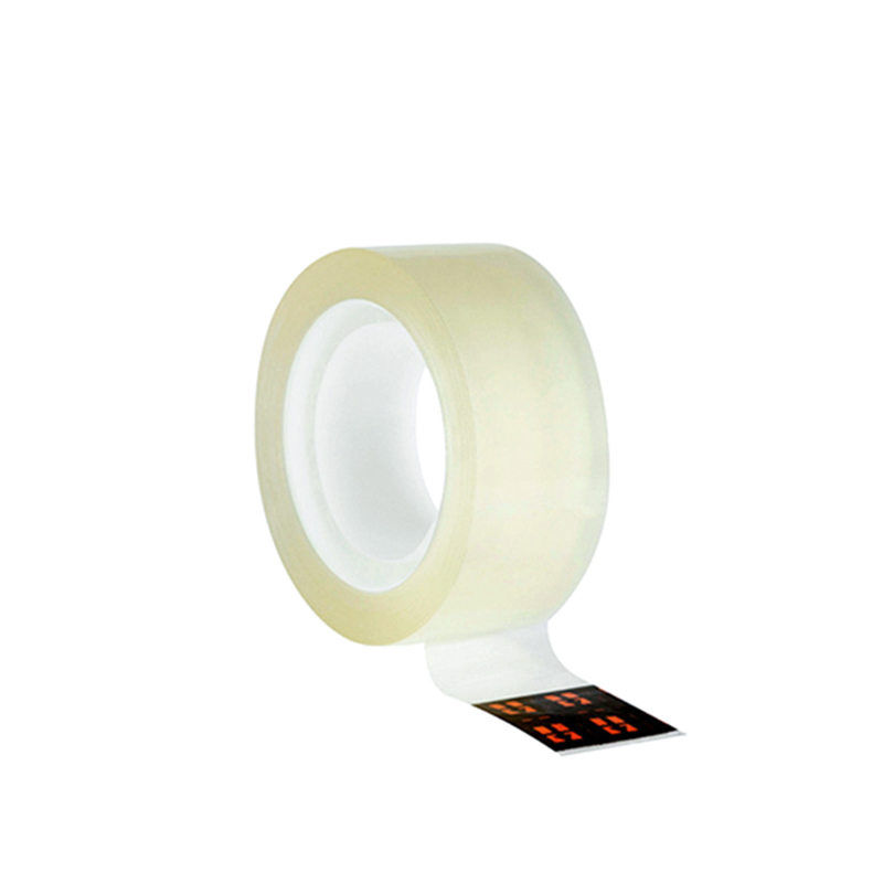 3M Scotch Big Brand Transparent Tape Long Time Not Change Yellow Moisture And Stain-resistant Stationery Office Student Tape 500