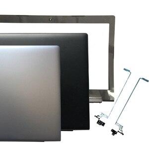 Новинка для Lenovo ideapad 310-15 310-15ISK 310-15ABR ноутбук ЖК-Топ чехол/ЖК-рамка крышка/ЖК-Петли L & R