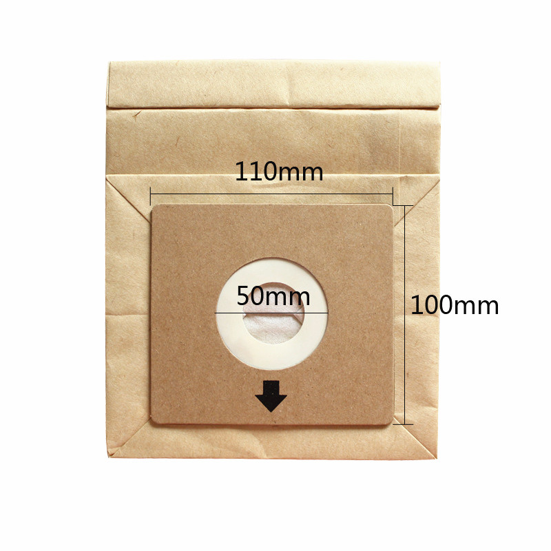 Мешки для пылесоса одноразовые универсальные, 2 слоя, 100*110 мм|Запчасти для пылесоса|   | АлиЭкспресс
