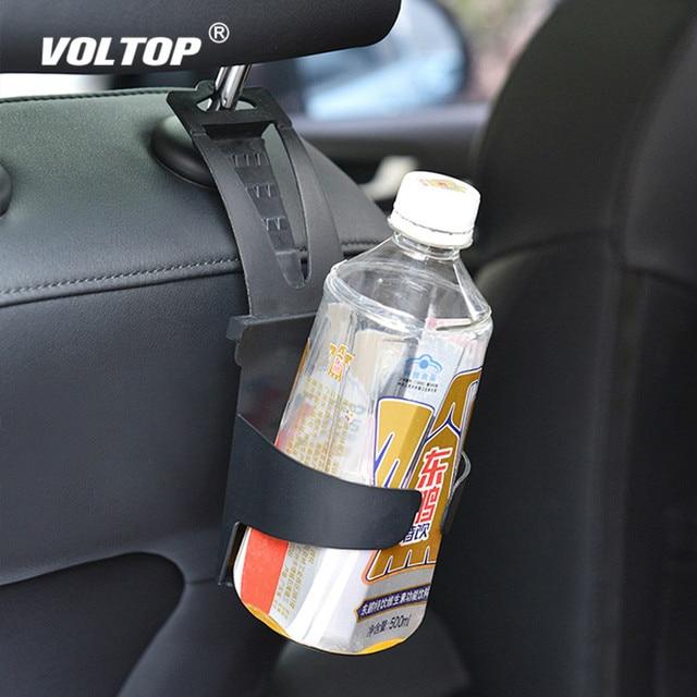 Soporte Universal para bebidas en el coche soporte de la taza del asiento trasero de la puerta del coche soporte de la bebida