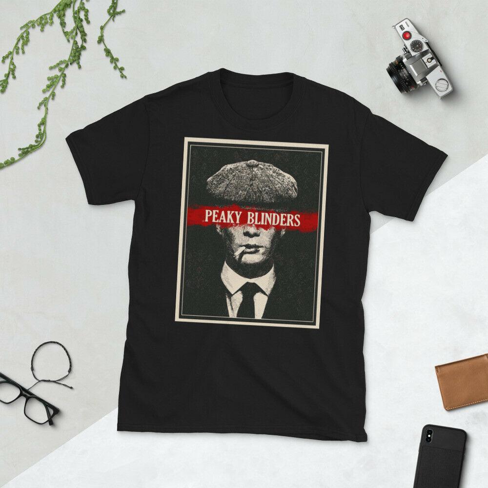 Peaky Blinders - Vintage Tommy Shelby Short-Sleeve Unisex T-Shirt