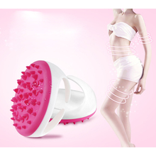 Bath Shower Anti Cellulite Full Body Massage Brush Spa Massager Comb Beauty Slimming