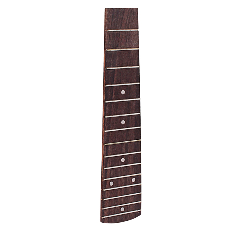 21 Inch Concert Ukulele Fretboard Rosewood For Hawaii Guitar Accessories Replacement
