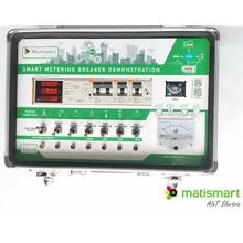 Matismart MTS3 утечки земли перегрузки дуги неисправности сигнализации тестовая защита демонстрационная коробка