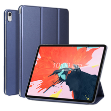 One Piece Case for iPad Pro 11 inch 2018 Rose Gold Color Auto Sleep Awake Fold Magnetic Cover A1934 A1980 A2013 A1979